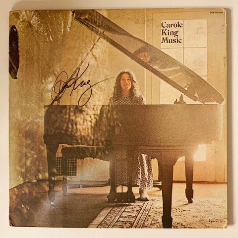 "Carole King ""Music"" Album"