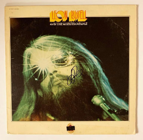 "Leon Russell ""And the Shelter People"" Album"