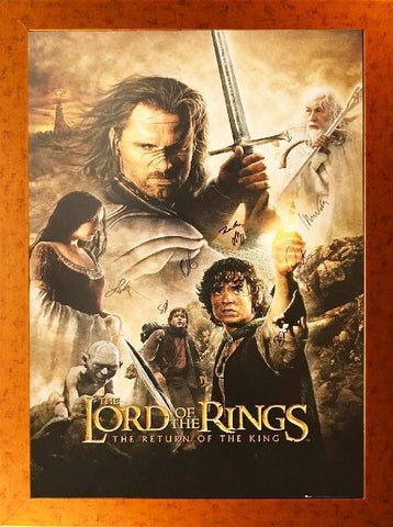 Lord of the Rings - The Return of the King Poster