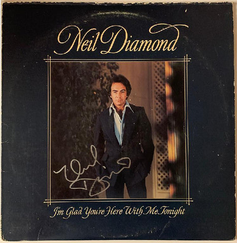 "Neil Diamond Album""I'm glad you're Here with me tonight"""