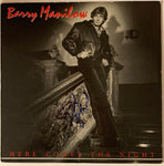 "Barry Manilow ""Here Comes the Night"" Album"