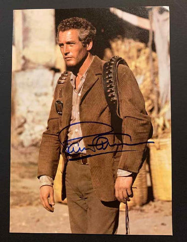 "Paul Newman ""Butch Cassidy"" Photo"