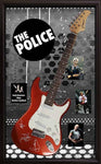 The Police Guitar