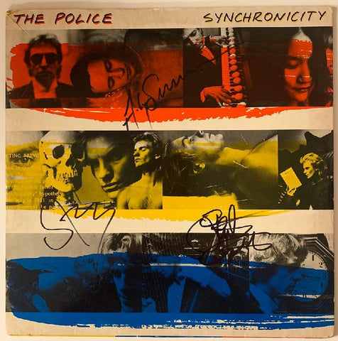The Police Synchronicity Album