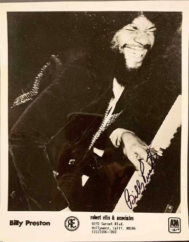 Billy Preston Photo