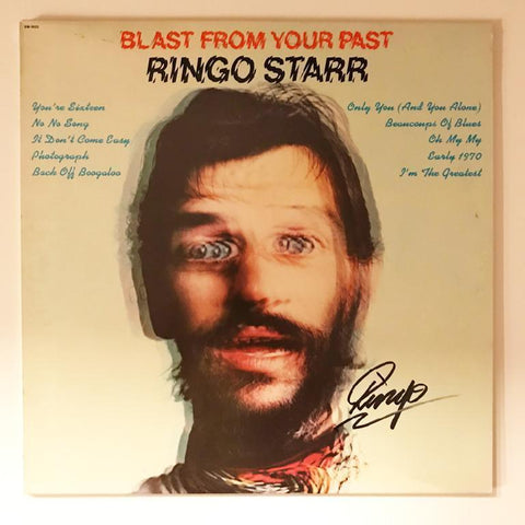 "Ringo Starr ""Blast From Your Past"" Album"