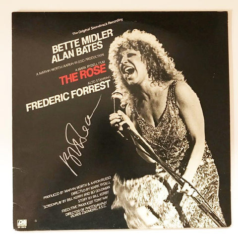 "Bette Midler ""The Rose"" Album"