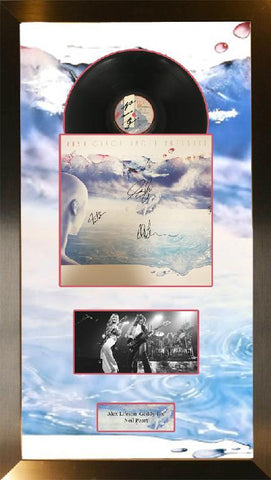 "Rush ""Grace Under Pressure"" Album"