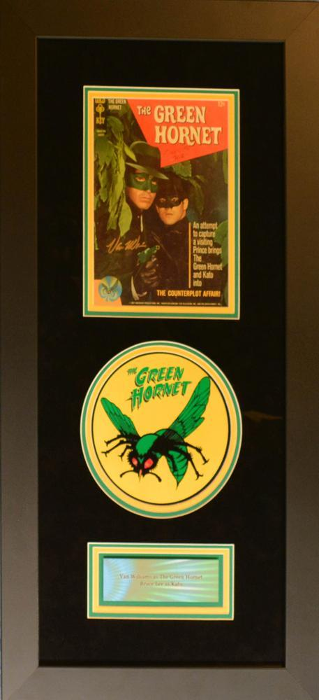 The Green Hornet Comic Book