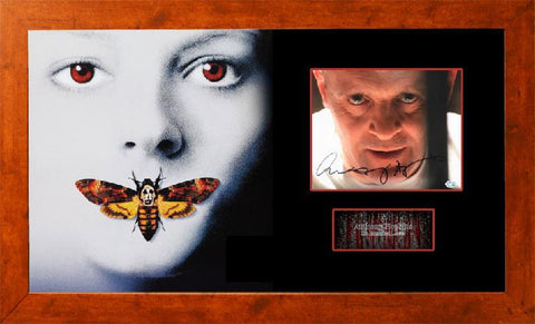 Anthony Hopkins Silence of the Lambs Photo