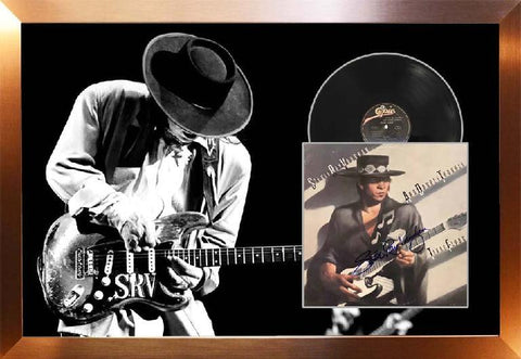 "Stevie Ray Vaughan ""Texas Flood"" Album"
