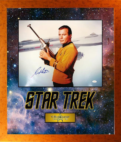 "Star Trek ""William Shatner"" Photo"