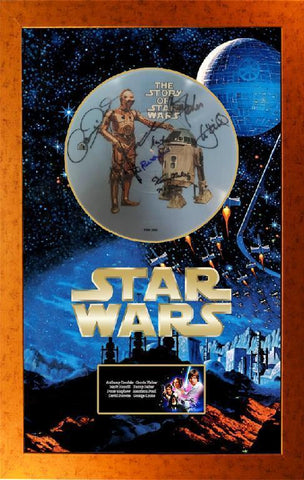 Story of Star Wars Picture Disc