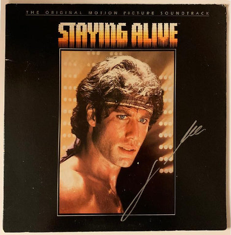 "John Travolta ""Staying Alive"" Album"