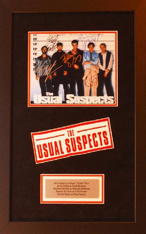 Usual Suspects Photo