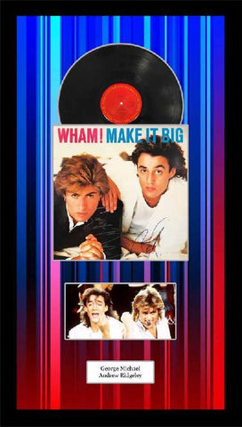 "Wham ""Make It Big"" Album"