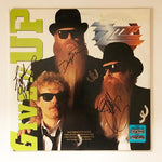"ZZ Top ""Give Up"" Album"