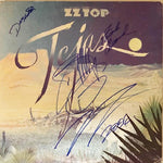 "ZZ Top ""Tejas"" Album"