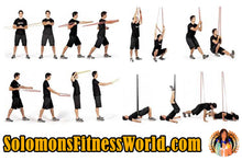 Load image into Gallery viewer, Fitness Level 4 Power Resistance Band