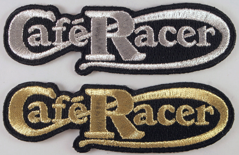 Cafe Racer Text Patch