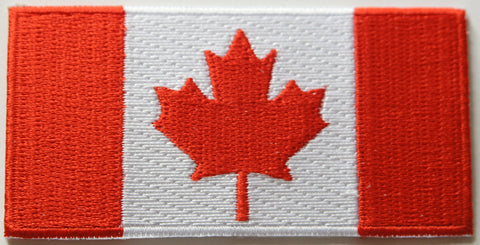 Canada Flag Patch 3.5 inch