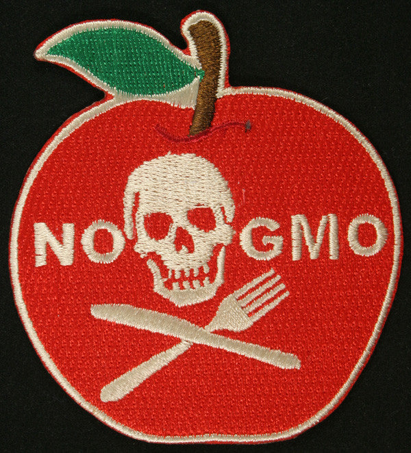 NO GMO Patch