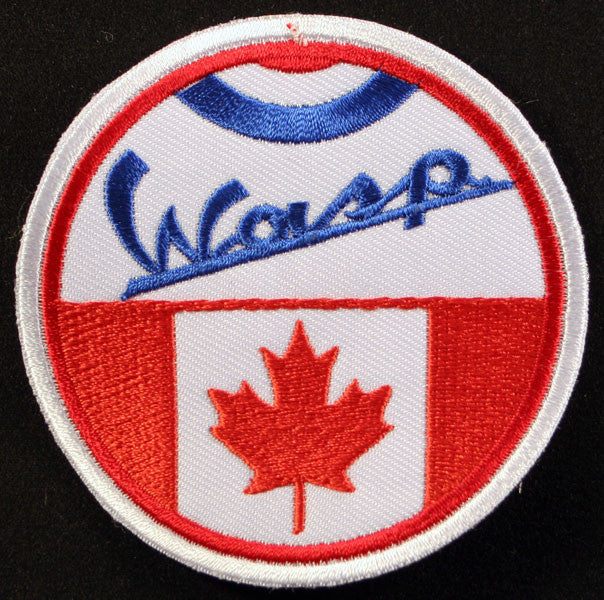 Canada Wasp Patch