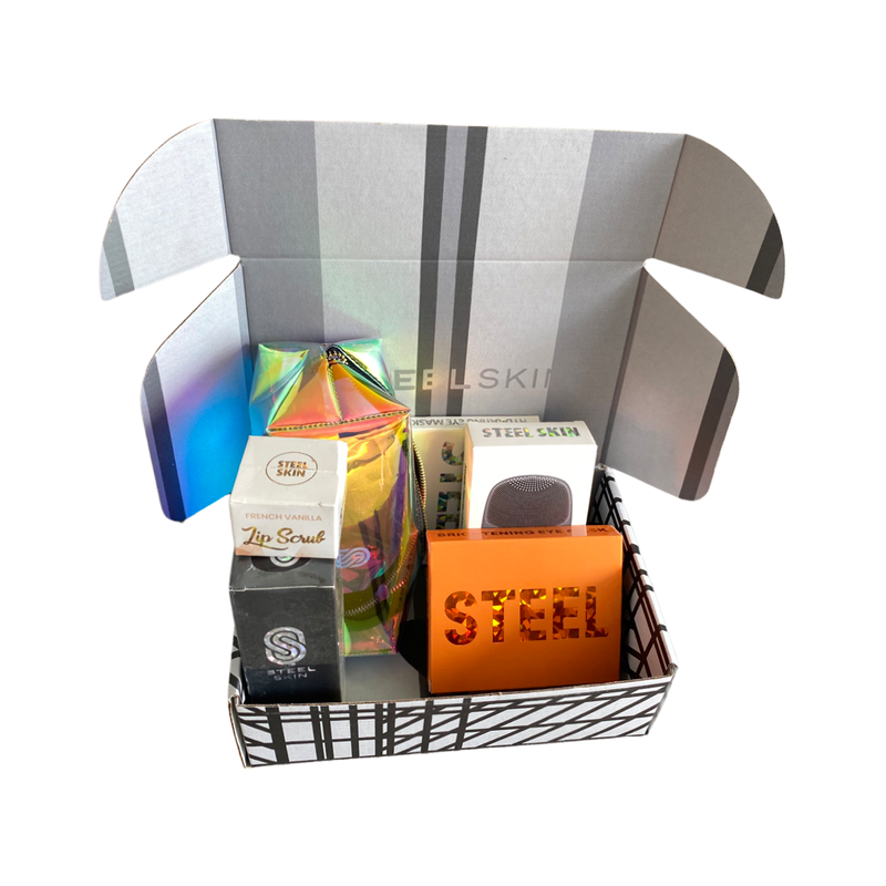PR BOX STARTER KIT - SteelSkin