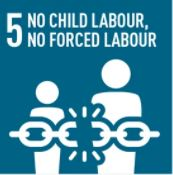 No forced or child labour