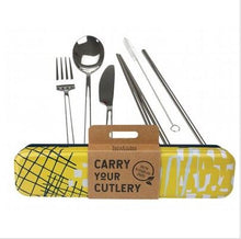 Load image into Gallery viewer, Retro Kitchen-Carry your Cutlery