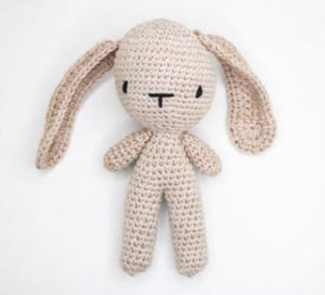Grace Knots Bunny Toy