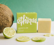 Load image into Gallery viewer, Coconut & Lime Body Butter Block