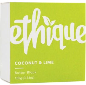 Coconut & Lime Body Butter Block