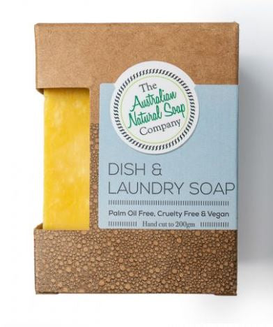 Dish and Laundry Soap