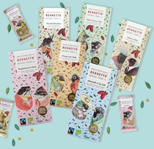 Bennetto Organic Chocolate
