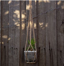 Load image into Gallery viewer, Macrame Pot Plant Hanger