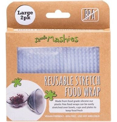 Reusable Stretch Food Wrap-Little Mashies