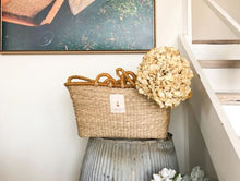 Load image into Gallery viewer, The SOL Shopper Seagrass Basket