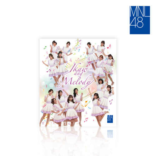 MNL48 4th Single Ikaw Ang Melody Album