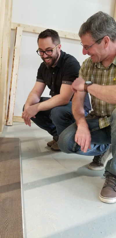 Introduction To Flooring - DIY Training
