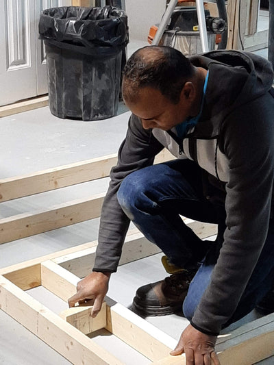 Start Your Basement Development - DIY Training