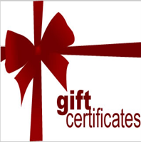 Gift Certificates - DIY Training