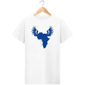 Afreeka Map - T-Shirt Unisex Bio