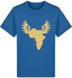 Afreeka Map - Men Heavy T-shirt #CamoExperience
