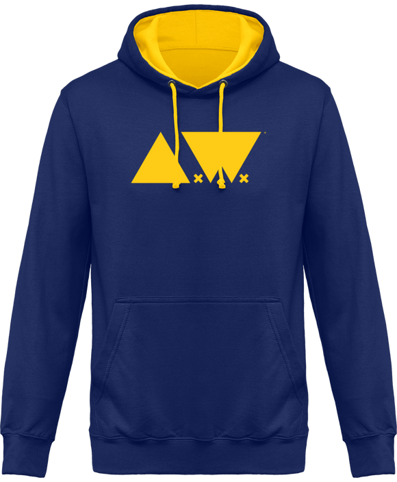 AW - Hoodie two-tone