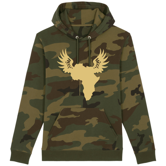 Afreeka Map - Sweat #CamoExpericence