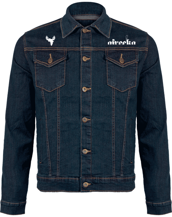 Afreeka - Denim Jacket Men