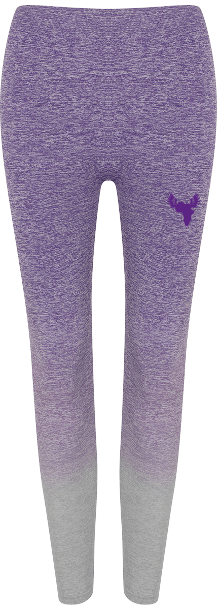 Afreeka Map - Seamless Woman Gradient Legging