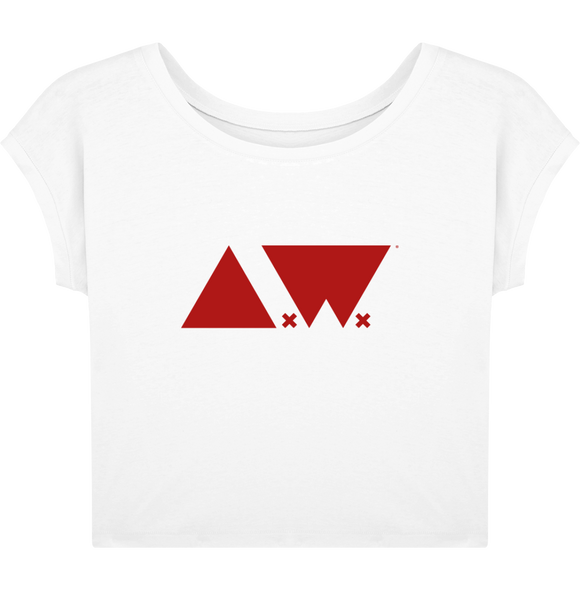 AW - Crop Top T-shirt Women