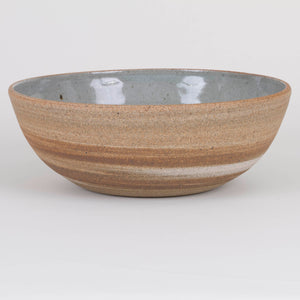 Swirled Serving Bowl